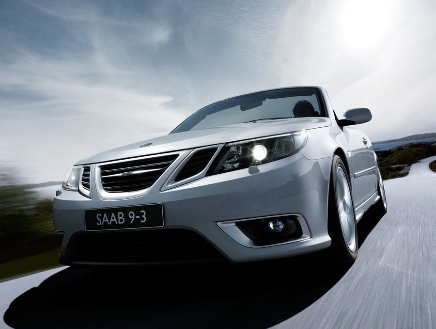 Saab 9 3 True Electric 2009