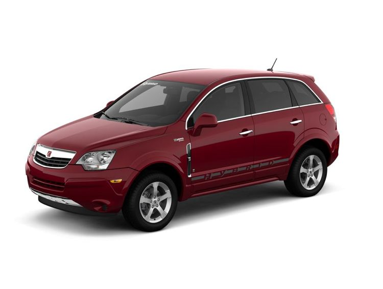 Saturn Vue 2 Mode Hybrid 2008