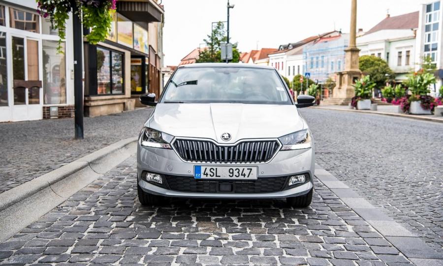 Skoda Fabia Facelift (2019)