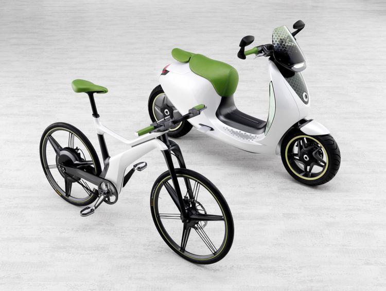 Smart E Bike 2010