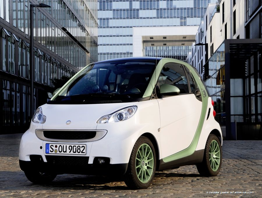 Smart For Two Electric Drive 2009