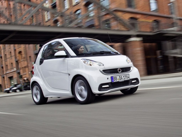 Smart Fortwo Cabriolet (2012)