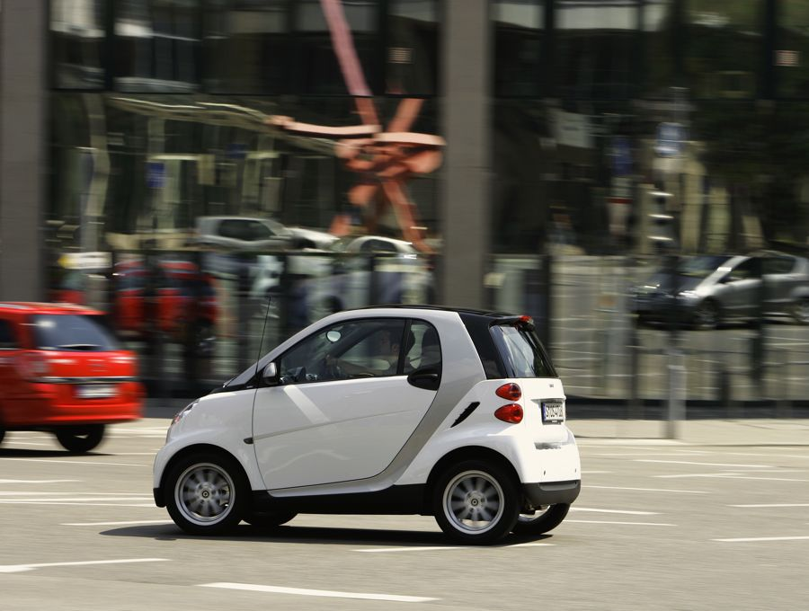 Smart Fortwo Mhd 2007