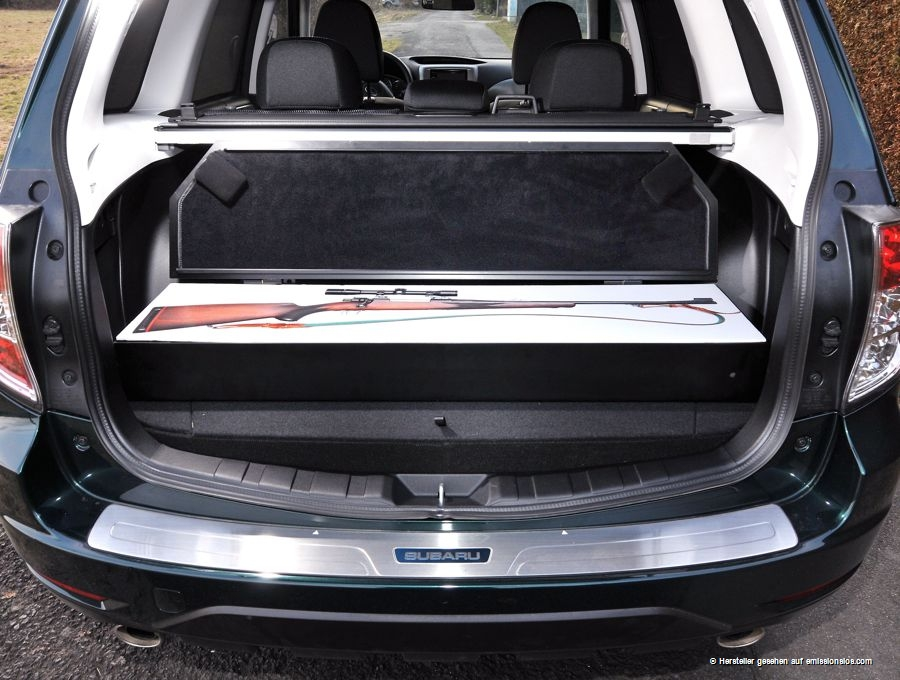 Subaru Forester 20 X Ecomatic 2008