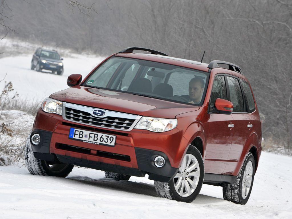Subaru Forester (2012)
