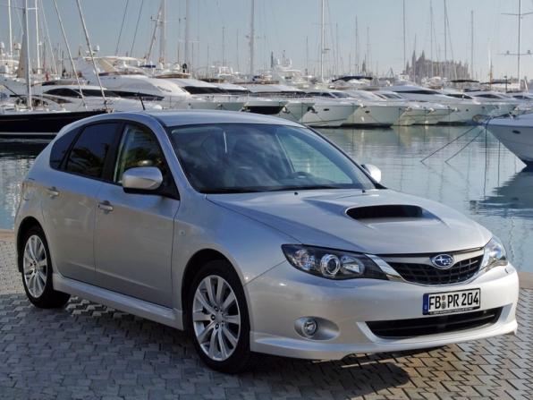 Subaru Impreza (2011)