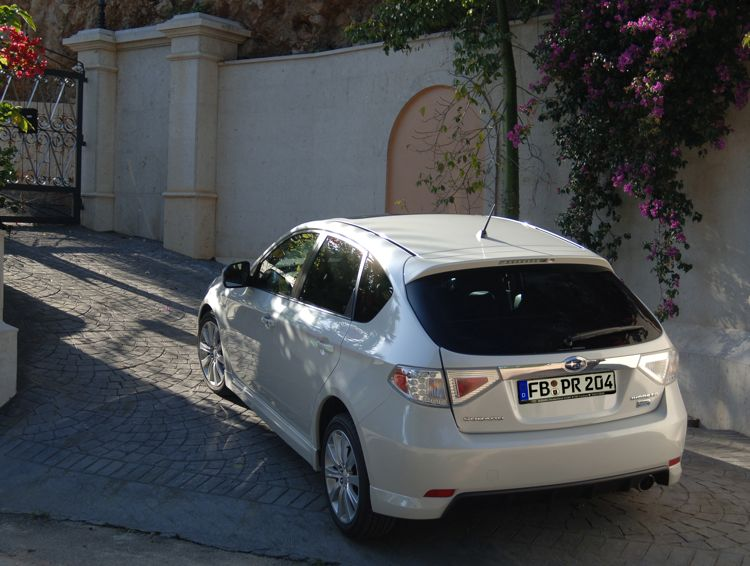 Subaru Impreza Ecomatic 2010