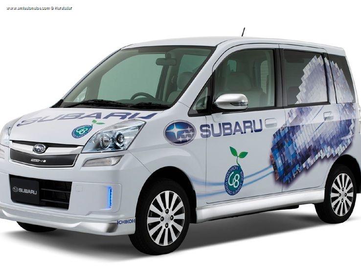 Subaru Stella Plug In Ev 2010