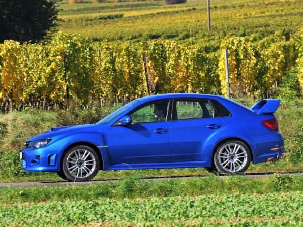 Subaru WRX STI (2012)
