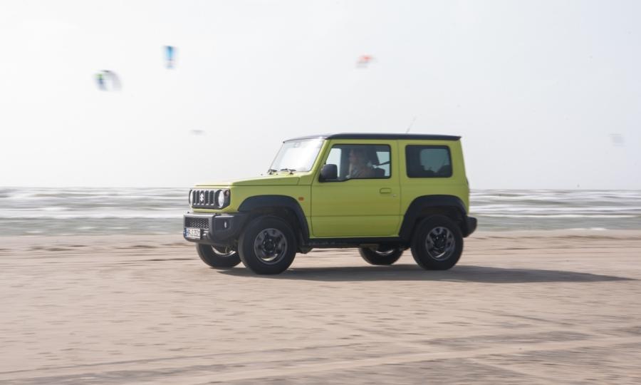 Suzuki Jimny (2019) im Test
