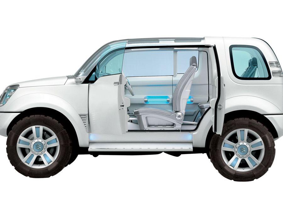 Suzuki Laandbreeze Hybrid 2008