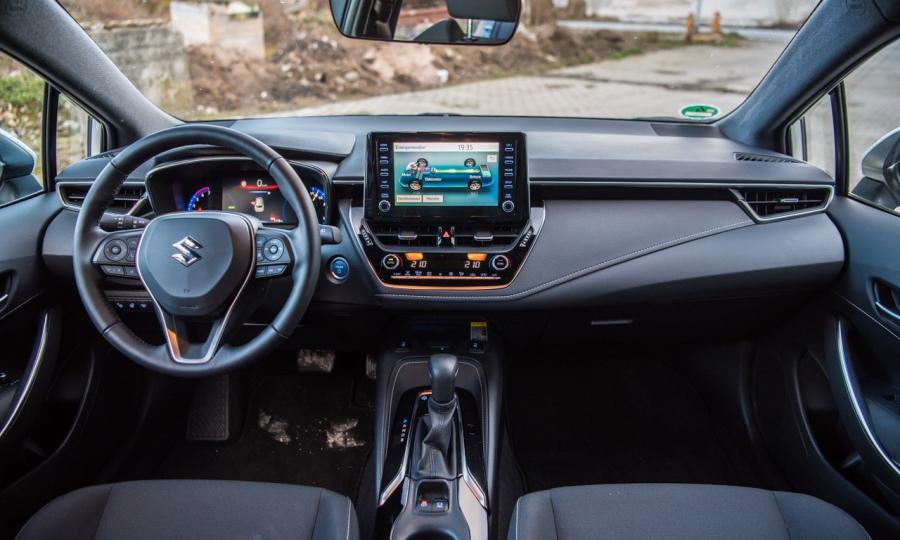 Suzuki Swace Comfort+ (Voll-Hybrid)