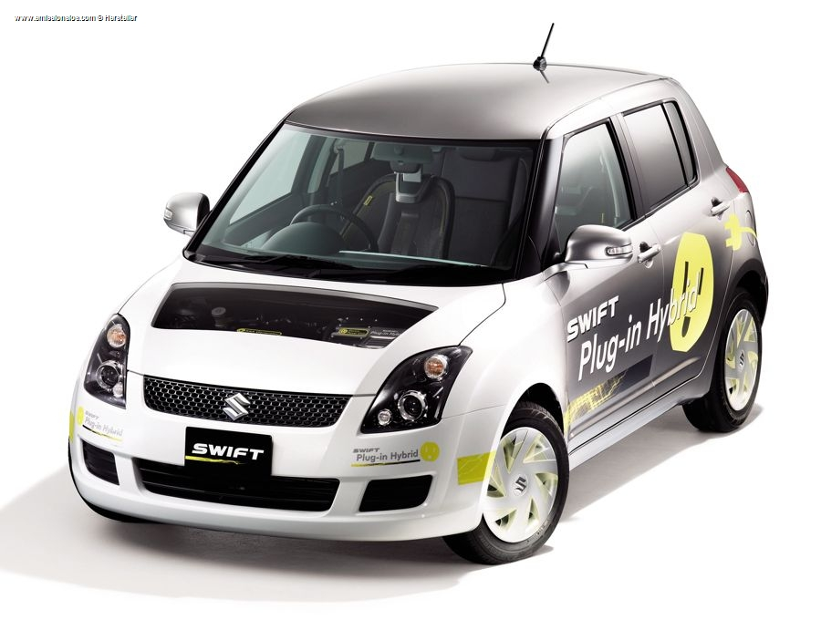 Suzuki Swift Plug In Hybrid 2008