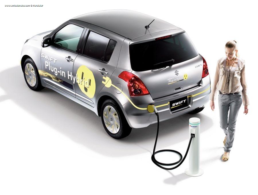 Suzuki Swift Plug In Hybrid 2008