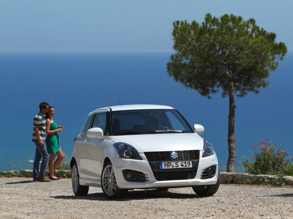 Suzuki Swift Sport (2012)