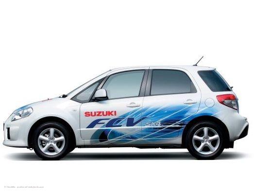 Suzuki Sx4 Fcv 2009