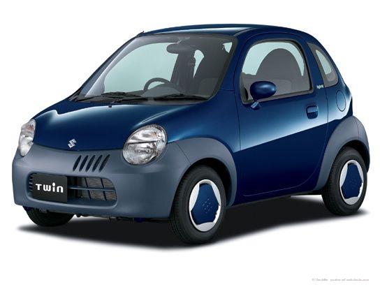 Suzuki Twin Hybrid 2003