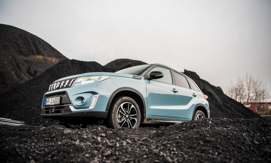 Suzuki Vitara Hybrid AllGrip (2020)