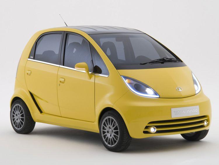 Tata Nano E 2009