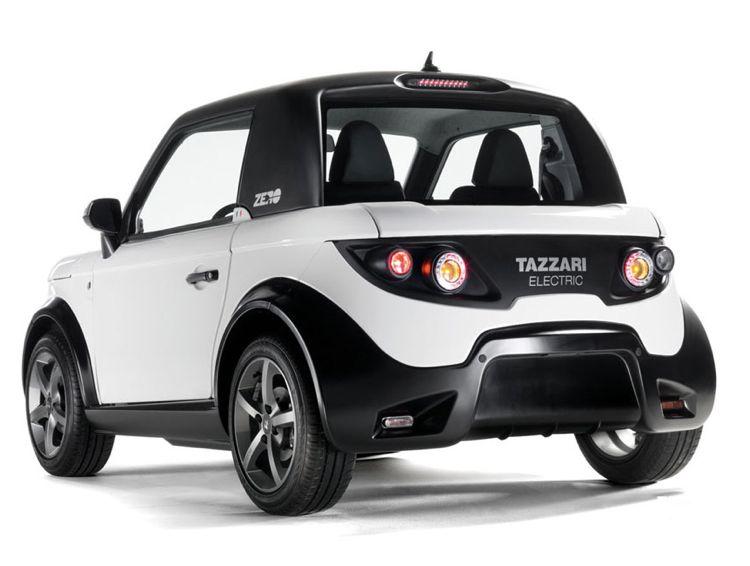 Elektroauto Tazzari