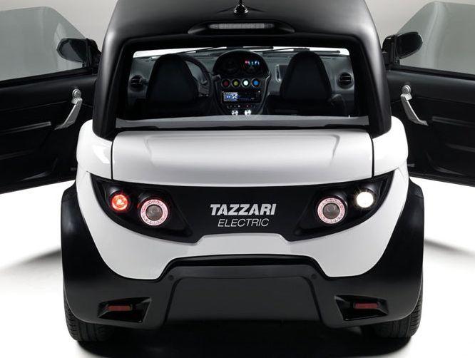 Tazzari Zero Elektroauto 2010