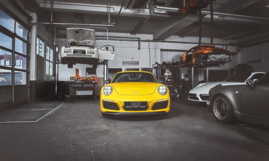 TechArt Performance Paket für Porsche 911 Carrera T