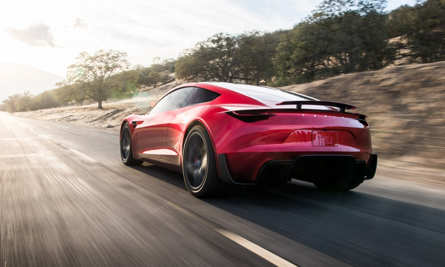 Tesla Roadster 2 (2020)