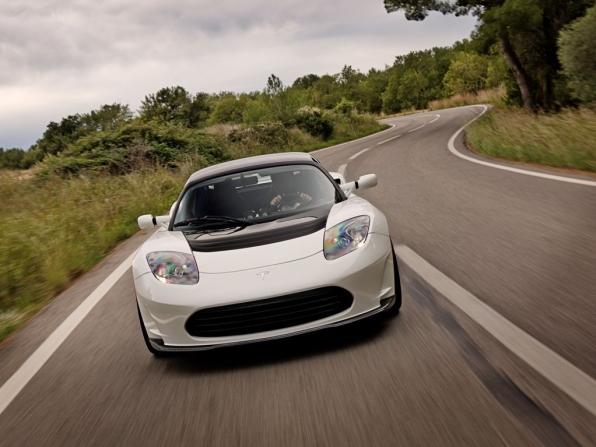 Tesla Roadster Elektroauto
