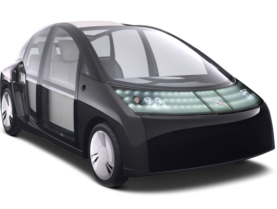 Toyota 1x 2008