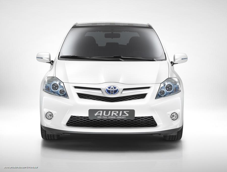 Toyota Auris Hsd 2009