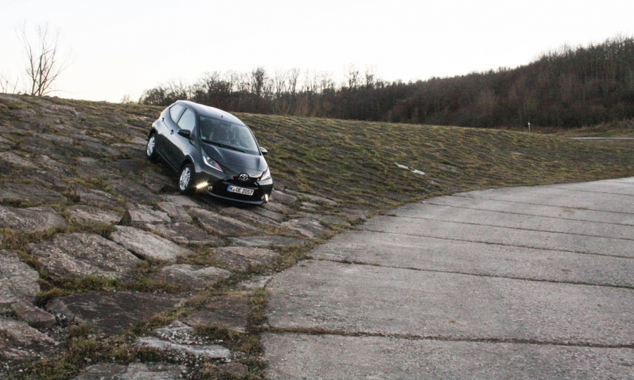 Toyota Aygo Fahrbericht