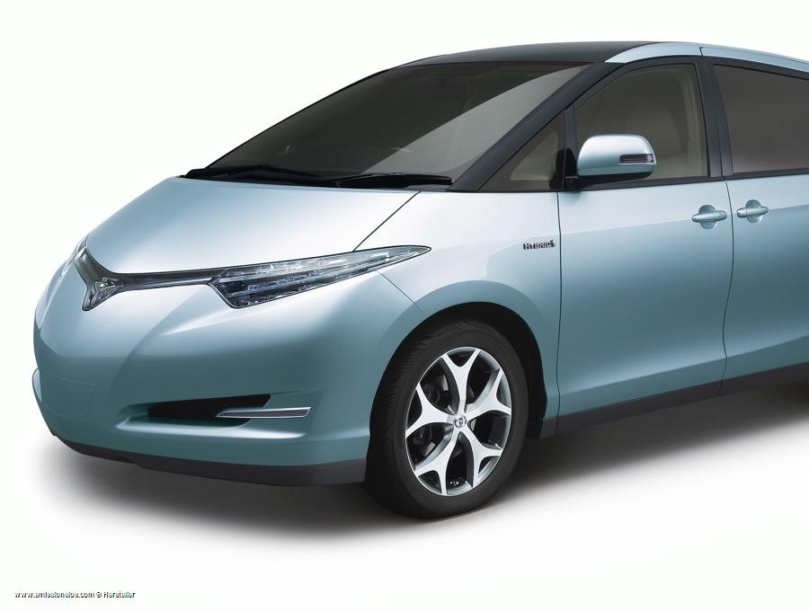 Toyota Estima Hybrid 2006