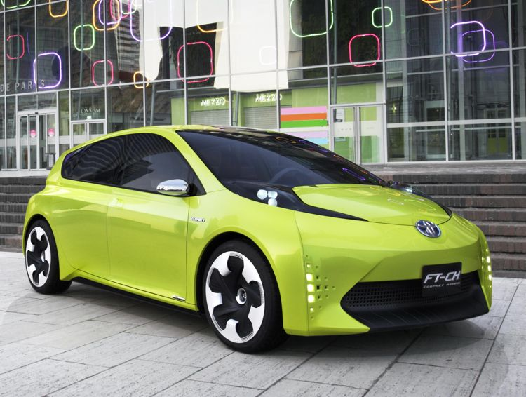 Toyota Ft Ch 2010