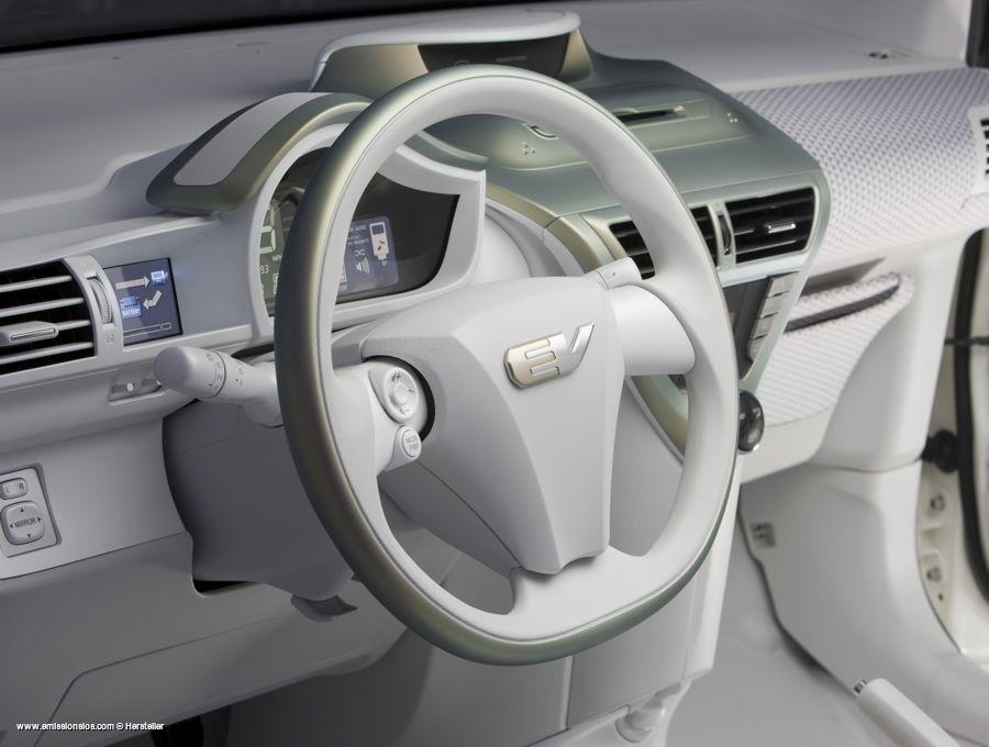 Toyota Ft Ev 2009