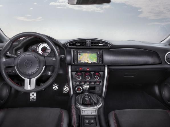 Toyota GT 86 (2012)
