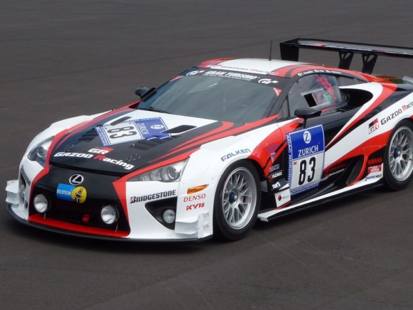 Toyota GT 86 Team Gazoo (2012)