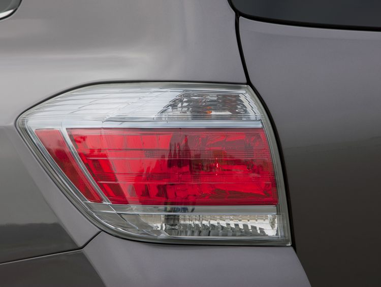 Toyota Highlander Hybrid 2011