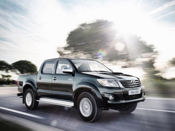 Toyota Hilux (2012)