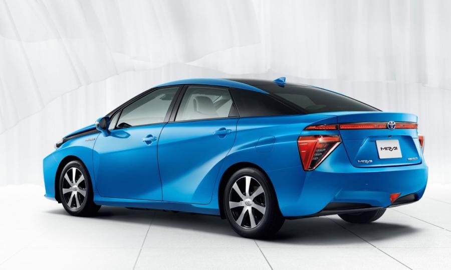 Toyota Mirai (2015)