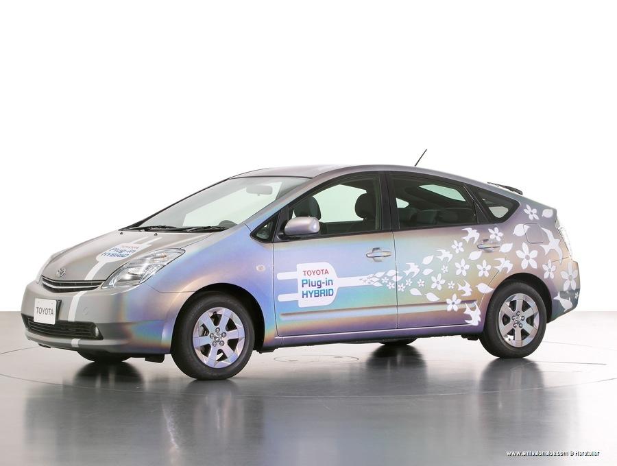 Toyota Prius 2 Plug In Hybrid 2008