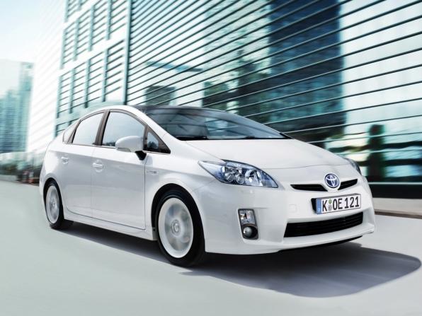 Toyota Prius (2012)