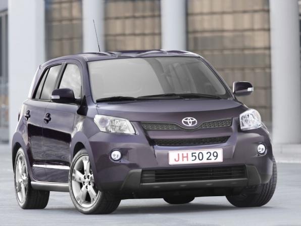 Toyota Urban Cruiser (2012)