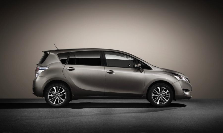 Toyota Verso (2016)