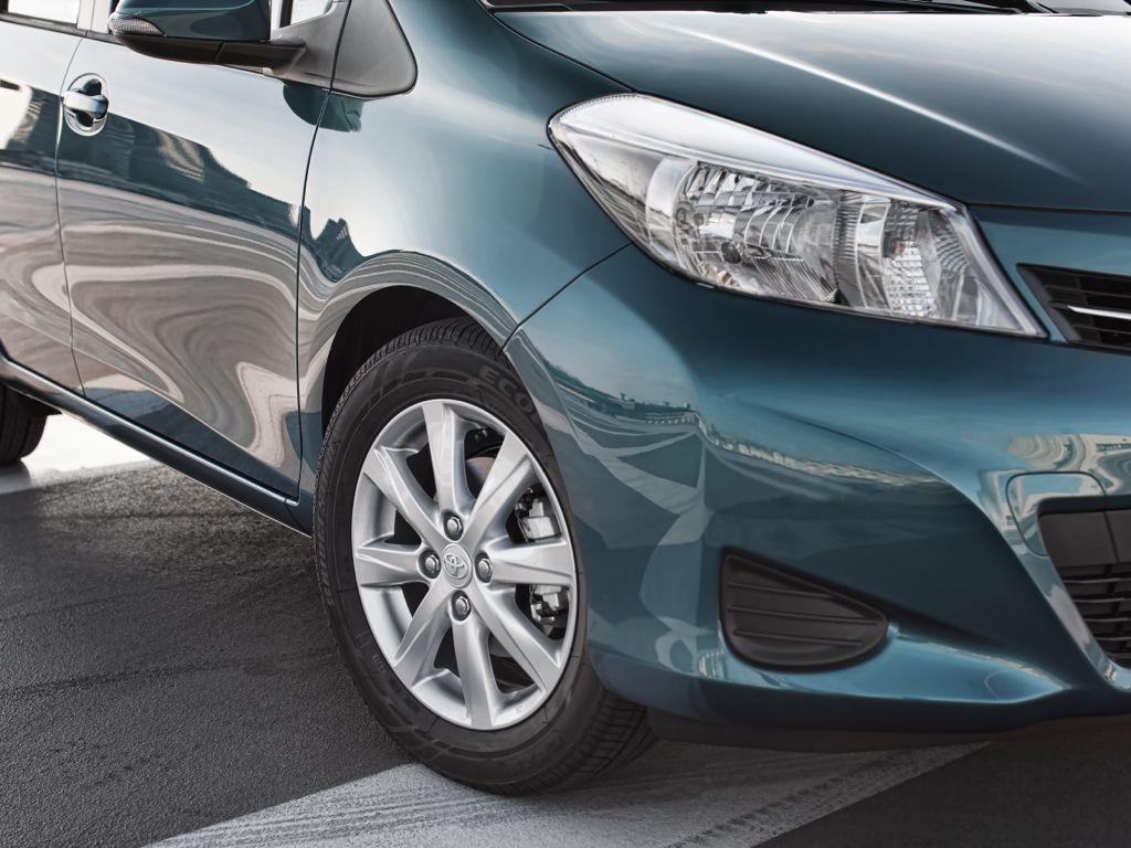 Toyota Yaris (Mj2012)