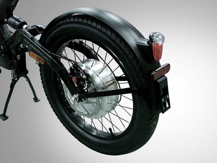 Ultramotor A2b Bike Hybrid 24
