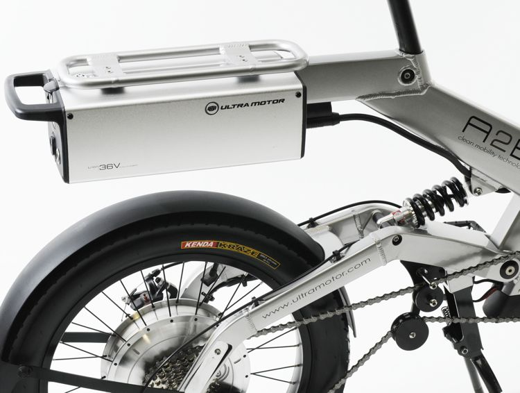 Ultramotor A2b Bike Metro