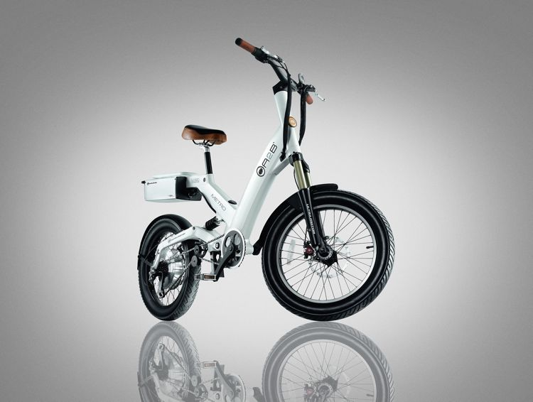 Ultramotor A2b Bike Metro