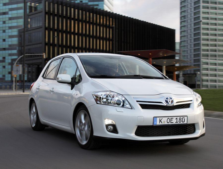 Vcd Korrigiert Umweltliste Hybridauto Toyota Auris Rutscht Von Platz Eins Auf Drei