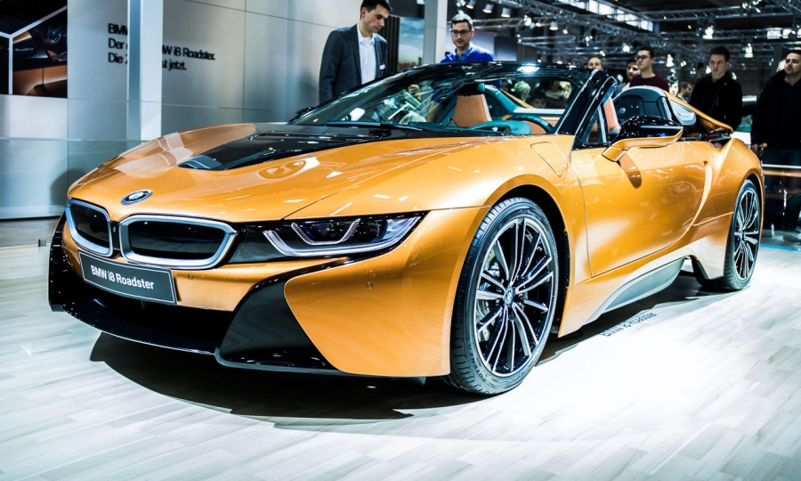 Vienna Auto Show 2018 - Highlights