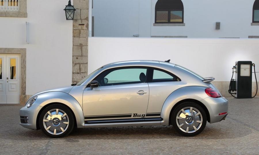 Volkswagen Beetle (2015)